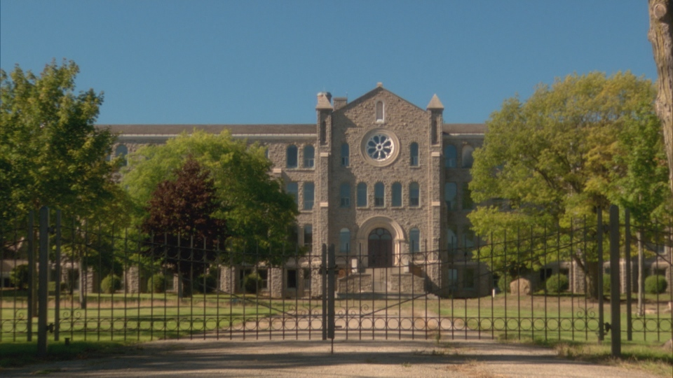 Grenville Christian College main building today