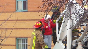 CTV Toronto: 2 dead, 10 injured in fire
