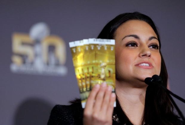 Super Bowl 50 tickets