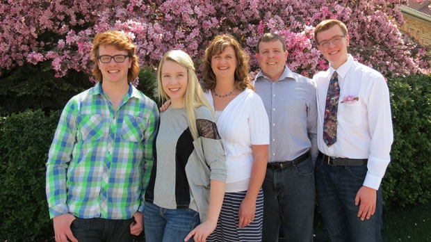 Caldwell Family