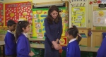 The Duchess of Cambridge appeared in a video to mark the start of Children's Mental Health Week. (YouTube/place2be)
