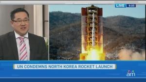 Canada AM: Condemning North Korea's rocket launch