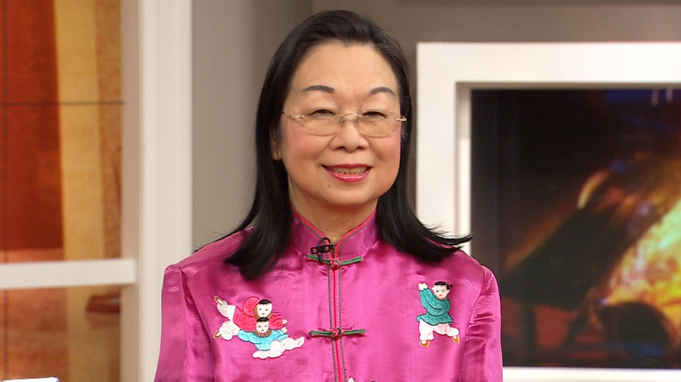 Angela Chan, vice-president of the Chinese Cultural Centre of Greater Toronto, speaks to CTV's Canada AM, Feb. 8, 2016.