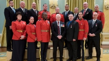 Security services members honoured in Ottawa