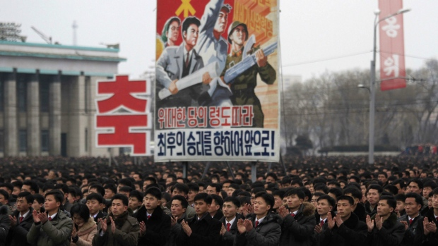 Response to North Korea launch could upset China