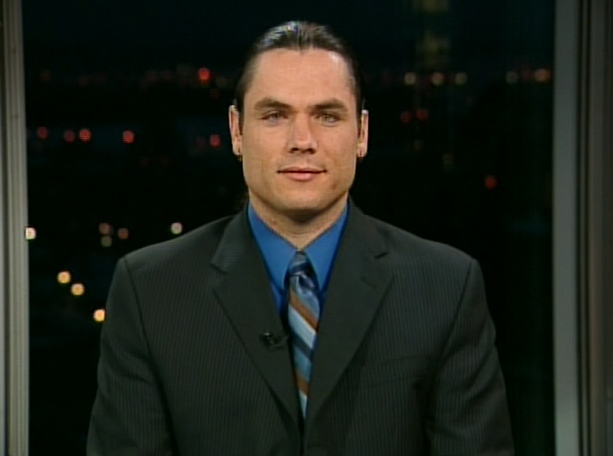 Patrick Brazeau, newly appointed senator, speaks with Canada AM from CTV studios in Ottawa, Tuesday, Dec. 23, 2008.