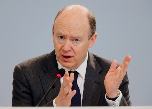 Deutsche Bank co-CEO John Cryan