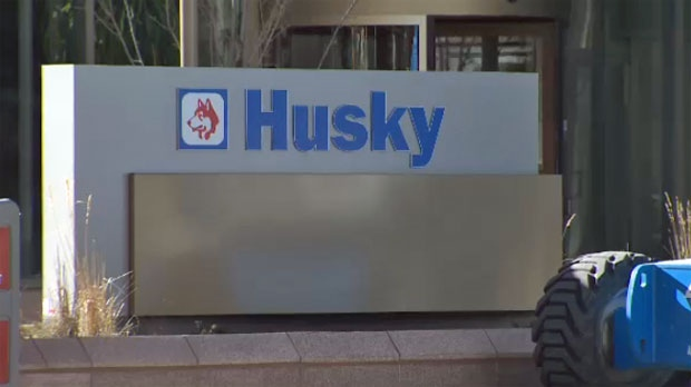 400 people are issued pink slips at Calgary-based Husky Energy