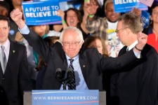 Bernie Sanders wins New Hampshire