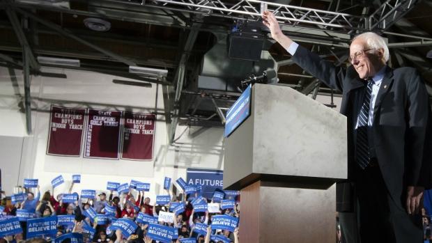 Bernie Sander opposes NAFTA