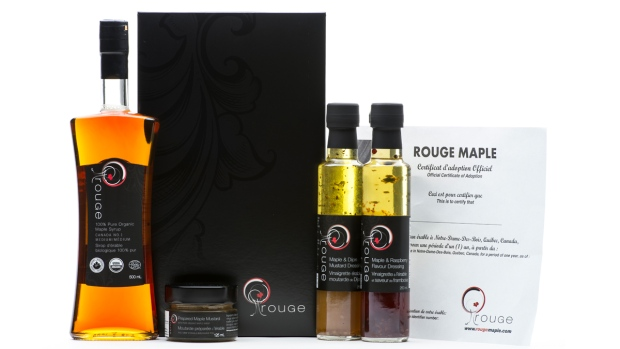 Rouge Maple gift pack