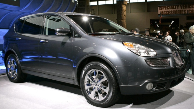 subaru recalling 5 661 tribeca suvs in canada because. Black Bedroom Furniture Sets. Home Design Ideas