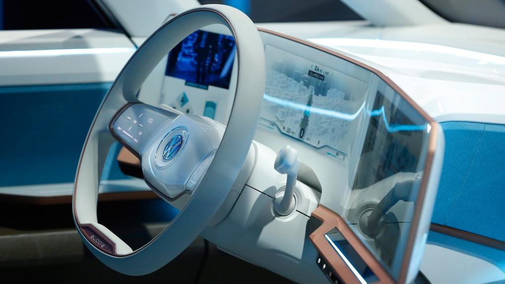 Electric Volkswagen