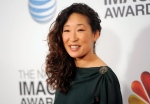 In this file photo, Sandra Oh arrives at the 44th Annual NAACP Image Awards at the Shrine Auditorium in Los Angeles on Friday, Feb. 1, 2013. (Chris Pizzello/THE CANADIAN PRESS//Invision)