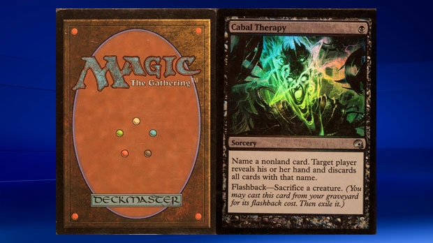 Magic: The Gathering - stolen collection