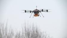 Renfrew paramedics add drones to their arsenal