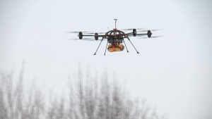 Renfrew paramedics add drones to their arsenal