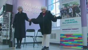 CTV Toronto: Woman, 103, raises cancer awareness