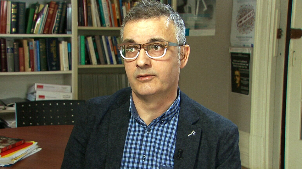 Trudo Lemmens, a professor at the University of Toronto who specializes in bioethics, speaks to CTV News.
