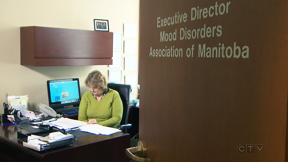 Tara Brousseau-Snider, executive direct of the Mood Disorders Association of Manitoba, says she is concerned about the potential of Canada offering doctor-assisted suicide to those with mental illness.