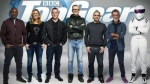 The new hosts of 'Top Gear' are seen here.