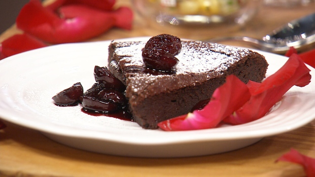 Canada AM: Romantic filet mignon and dessert