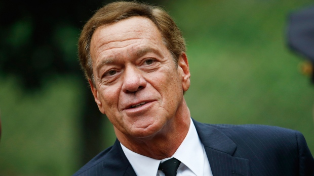 Joe Piscopo in Montclair, N.J.