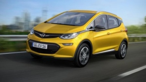 The Opel Ampera-e battery electric car. (Opel Group)