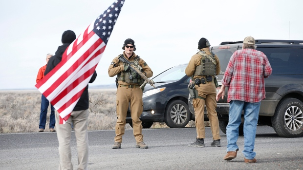 Oregon occupiers surrender to FBI