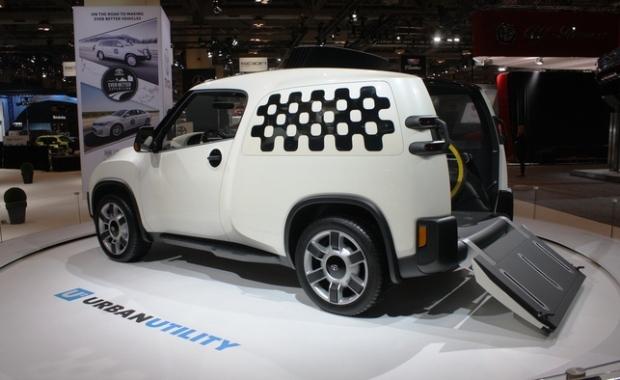 Toyota U-Squared Concept