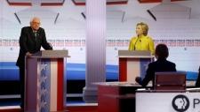 democratic debate hillary clinton bernie sanders