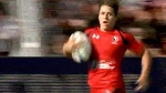 Rugby players on Zika threat in Rio