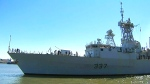 CTV News in Brussels: Canadian frigate to aid NATO