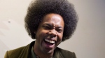 Canadian musician Alex Cuba poses for a photo in Toronto on October 2, 2012.(THE CANADIAN PRESS/Chris Young)