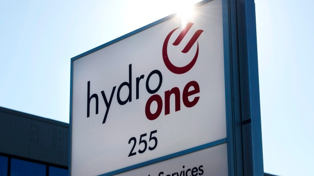 Hydro One office