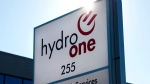 A Hydro One office is pictured in Mississauga, Ont. on Wednesday, November 4, 2015. (Darren Calabrese / THE CANADIAN PRESS)