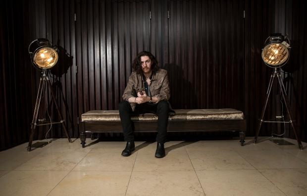 Musician Andrew Hozier-Byrne