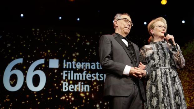 Meryl Streep at the 2016 Berlinale Film Festival