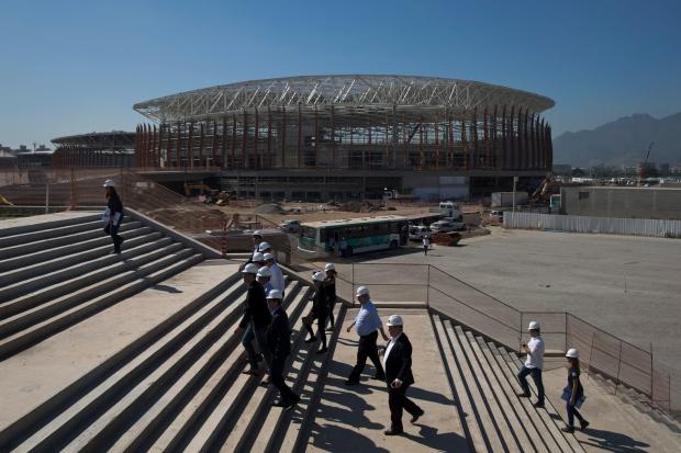 Arena Carioca