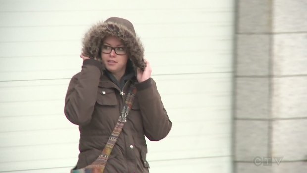 Cold weather (CTV Windsor)