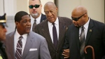 Actor and comedian Bill Cosby arrives for a court appearance Wednesday, Feb. 3, 2016, in Norristown, Pa. (Ed Hille / The Philadelphia Inquirer via AP, Pool)