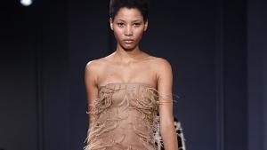 Jason Wu for New York Fashion Week. (Jewel Samad / AFP)