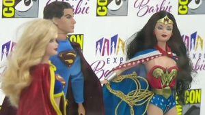 CTV Montreal: Barbie exhibit at Cours Mont Royal