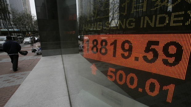 Markets mixed as stimulus hopes rise