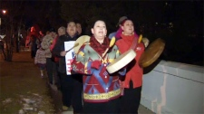 murdered and missing indigenous women, march, 8th