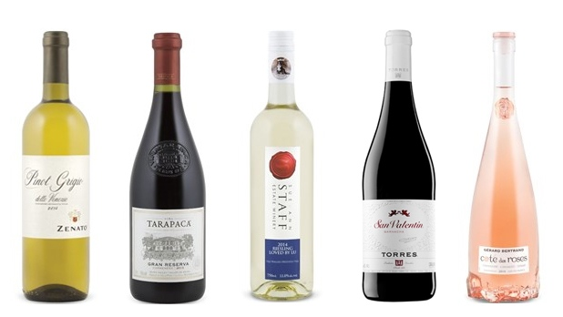 Wines of the Week for February 8, 2016