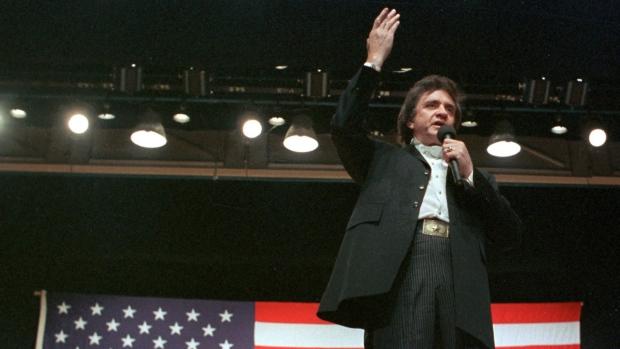 Johnny Cash, for whom tarantula species was named