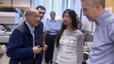 UBC's Flexible Electronics and Energy Lab