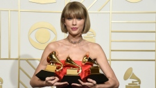 Taylor Swift criticizes Kanye West