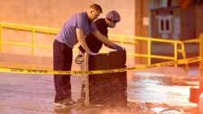 St. Michael's Hospital ER closed due to flooding